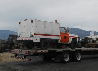 M1031 Chevy Maintenance Truck- Shipped