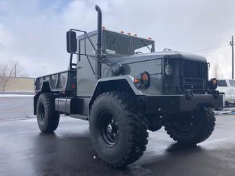 M35A2 Bobbed 2.5 Ton 4x4- Shipped, Brandon, MS