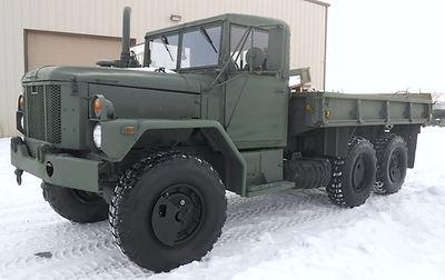 2.5 Ton M35A3