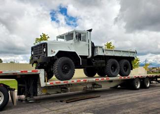 M923A2 900 Series 5 Ton 6x6 w/ Custom Dump- Shipped, Texas