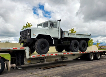 M923A2 900 Series 5 Ton 6x6 w/ Custom Dump- Shipped, Texas