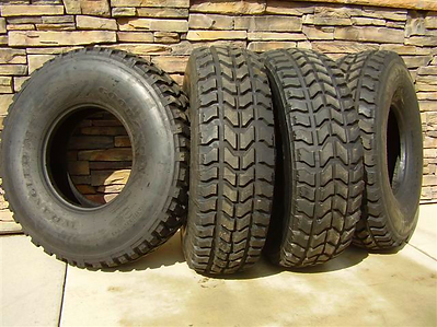 37x12.5x16.5 Hummer Tires
