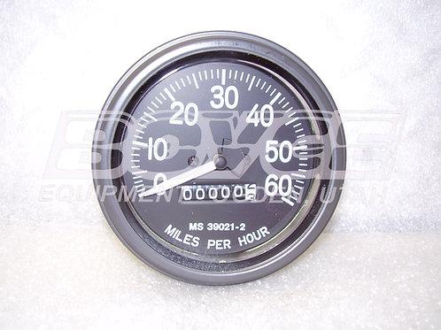 Military Speedometer (MS39021-2)
