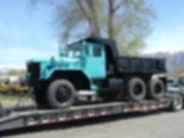 800 Series 5 Ton Dump Truck