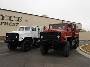 M923 & M925 900 Series 5 Ton 6x6- Shipped to Houston, Texas