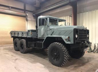 M923 900 Series 5 Ton 6x6- Shipped, Sedona, AZ