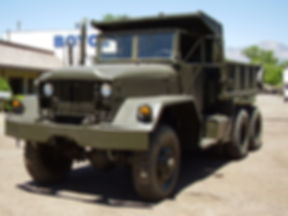 5 Ton M51 Dump Truck