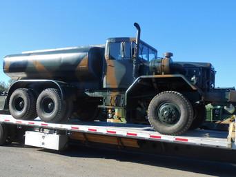 M813 800 Series 5 Ton w/ Steel Tank- Shipped