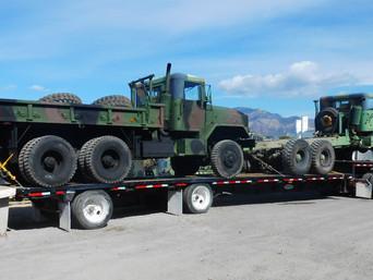 M934 & M925 900 Series 5 Ton- Shipped