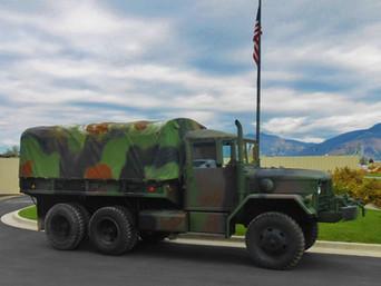 M35A2 2.5 Ton 6x6- Shipped