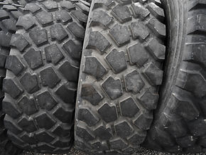 395/85R20 XZL Michelin Tires