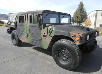 M998 Military HMMWV (Humvee)- Shipped to New York