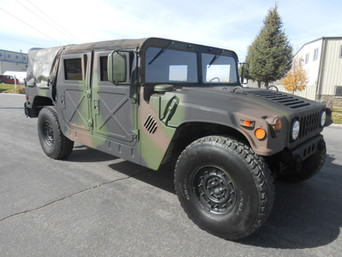 M998 Military HMMWV (Humvee)- Shipped to New York