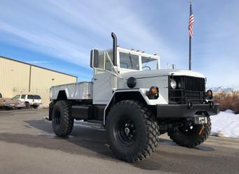 M35A2 Bobbed 2.5 Ton 4x4- Shipped to Sycamore, IL