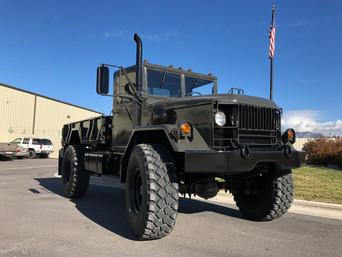 M35A2 Bobbed 2.5 Ton 4x4- Shipped to Ohio