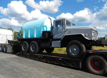 M925A1 900 Series 5 Ton w/ Water Tank