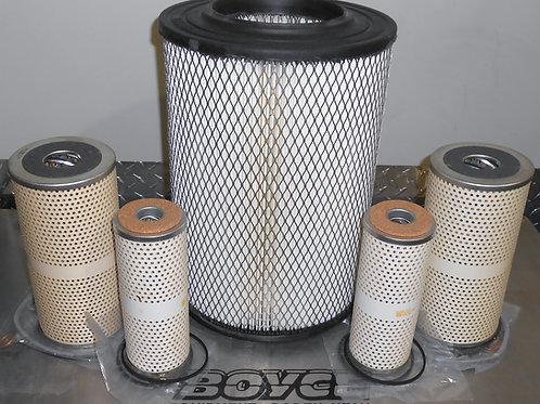 5 Ton Multifuel Filter Kit (592)
