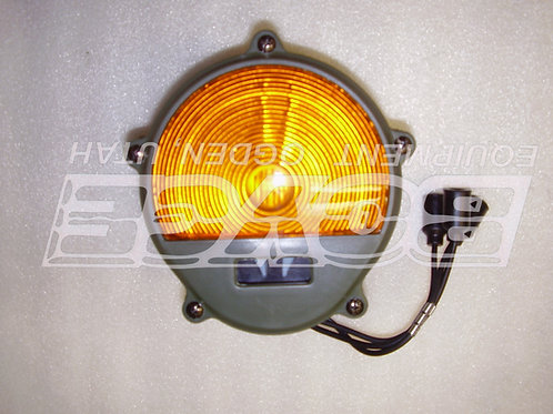 Military Amber Front Turn Marker Light (MS52126)