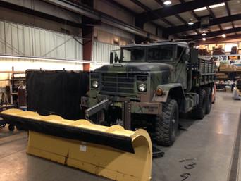 M923A2 900 Series 5 Ton w/ Plow- Evanston, Wyoming