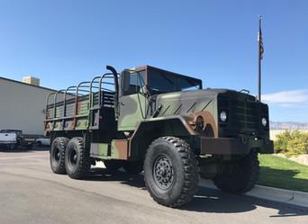 M925 900 Series 5 Ton 6x6- Shipped to Texas