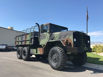 M925 900 Series 5 Ton 6x6- Shipped to Texas