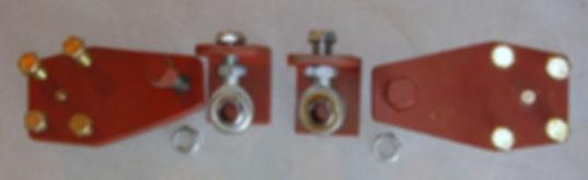 M35 2.5 Ton Rear Steering Lock
