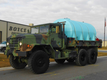 M923A2 900 Series 5 Ton w/ Tank- Picked Up, Drove Home