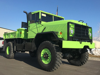 M925A2 Bobbed 900 Series 5 Ton 4x4- Shipped to Colorado