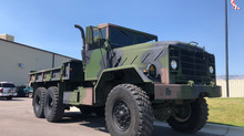 M923 900 Series 5 Ton 6x6- Local Pickup