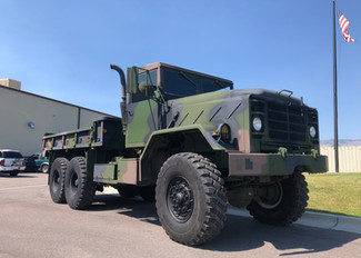 M923 900 Series 5 Ton 6x6- Local Pickup