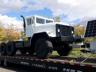 M925A2 900 Series 5 Ton 6x6- Shipped to Yoakum, TX