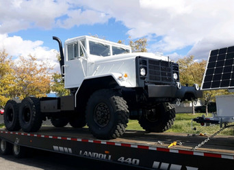 M925A2 900 Series 5 Ton 6x6- Shipped to Yoakum, TX