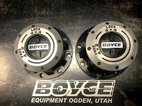 Boyce Rockwell 2.5 Ton M35 Lockout Hub (BLH250)