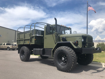 M45A2 Bobbed 2.5 Ton 4x4- Shipped- Grand Rapids, MI
