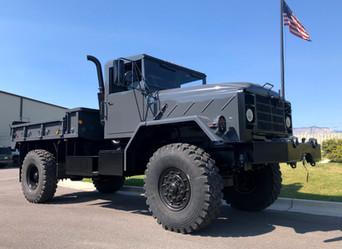 M923A2 900 Series Bobbed 5 Ton 4x4- Shipped- Oregon