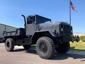 M923A2 900 Series Bobbed 5 Ton 4x4- Shipped- Oregon