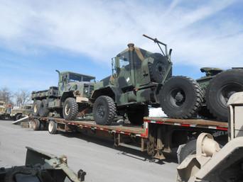 M923A2 & M931A2 900 Series 5 Ton- Shipped