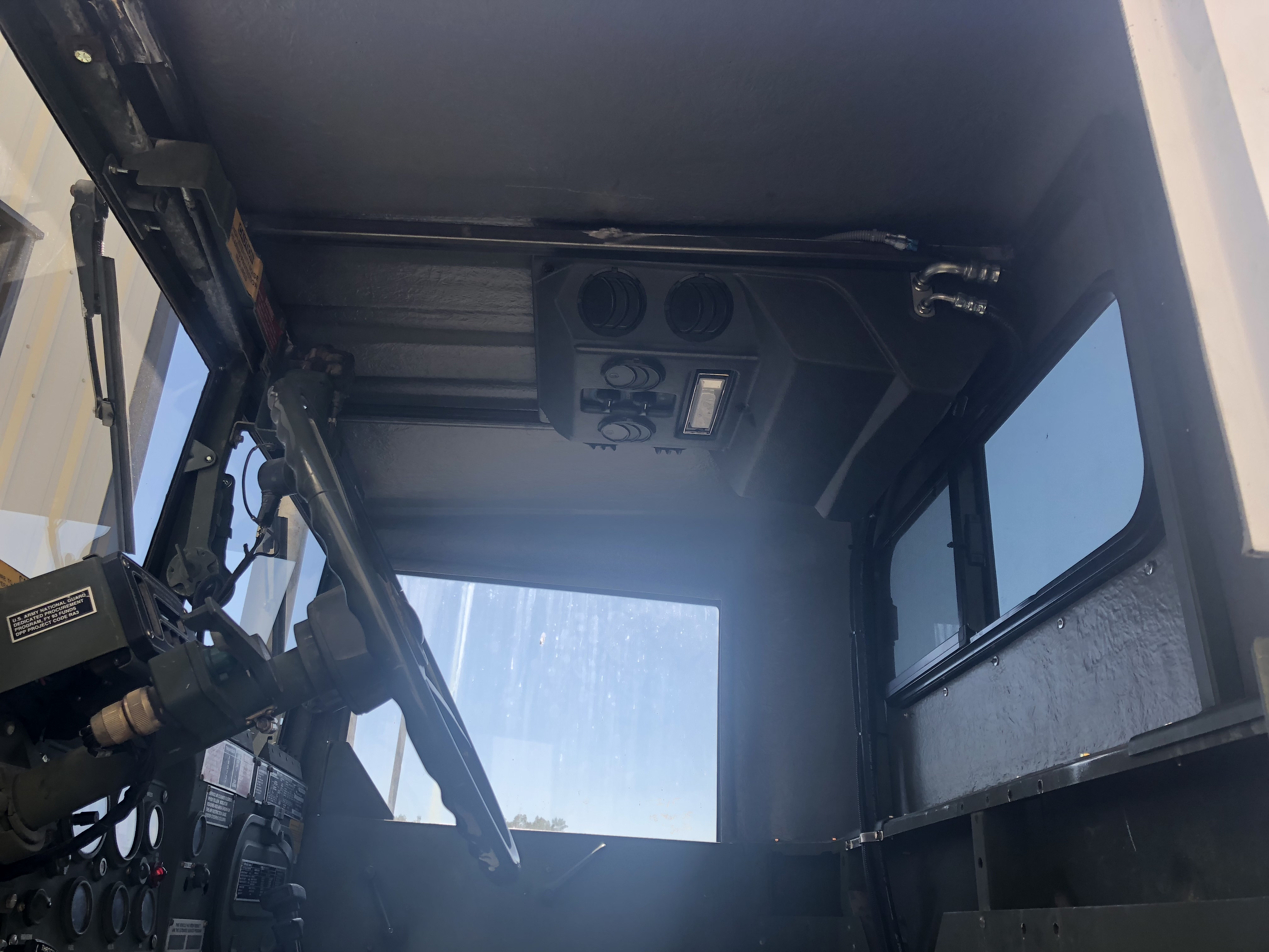 Above Head A/C