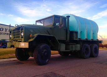 M925 900 Series 5 Ton 6x6- Picked-Up