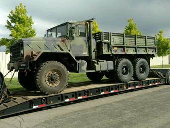 M923A2 900 Series 5 Ton 6x6- Shipped to Colorado