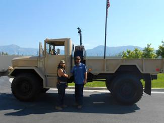M35A2 Bobbed 2.5 Ton- Picked Up- Utah