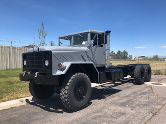 M923 900 Series 5 Ton 6x6 (2)- Shipped to Idaho