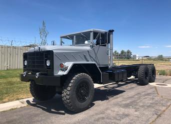 M923 900 Series 5 Ton 6x6 (2)- Shipped to Idaho