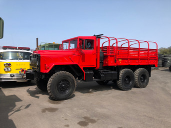 M923A2 900 Series 5 Ton 6x6- Shipped- Houston, TX