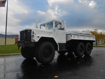 M35A3 2.5 Ton 6x6- Picked-Up