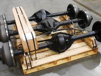Rebuilt Ford Dana 60 Rear Axle (3)- Shipped