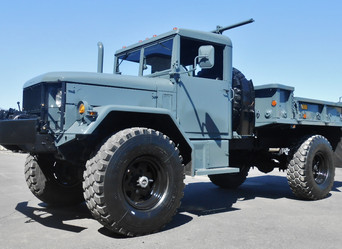 M35A2 Bobbed 2.5 Ton & M35A3 6X6 2.5 Ton/Other Parts- Shipped to Florida