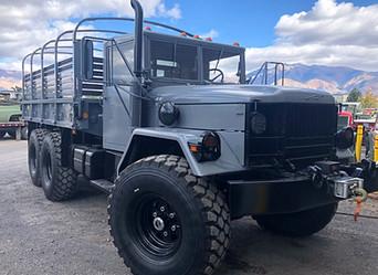 M35A2 2.5 Ton 6x6- Shipped to Colorado