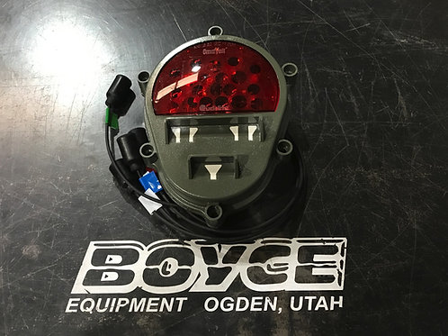 Military M Series LED Rear Red Lens (MS04270)