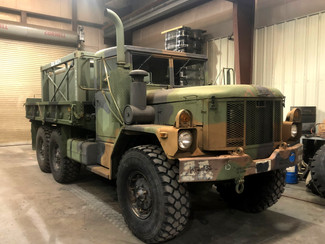 M35A3 2.5 Ton 6x6 w/ 900 Gal. Fuel Tank- Local Pickup